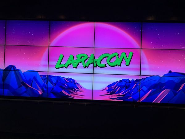 Laracon 2019 First-day Recap — Laravel 6 & Vapor